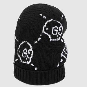 Gucci Ghost Wool beanie